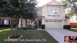 video tour of 3812 derby trail round rock tx 78681