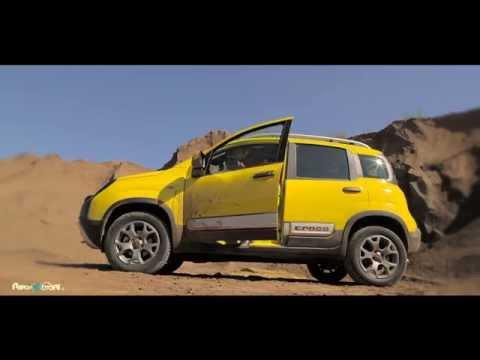 Fiat Panda Cross - Inside The Pit - ReportMotori