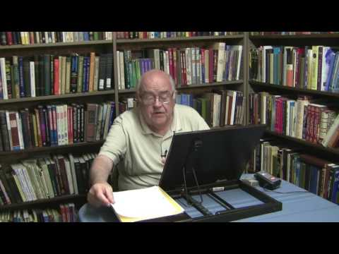 Dr. Robert C. Newman, Synoptic Gospels, Lecture 8, Literary Approach to the Gospels--Genres