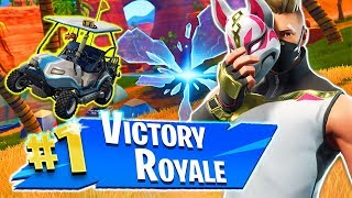 FORTNITE: MY FIRST REAL VITTORY IN THE FIFTH SEASON!!