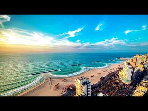 Beaches Of Tel Aviv In November