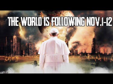 Breaking U.N. Pope