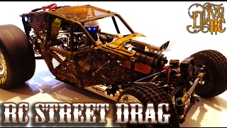 "RC STREET DRAG homemade ""The Build"" [PART 1/2]"