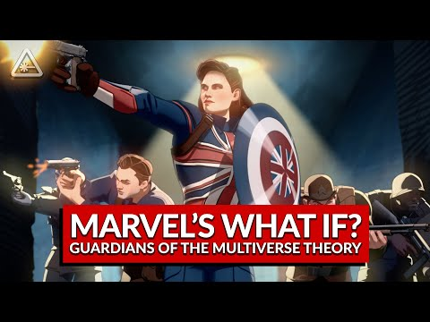 Marvel's What If?: Guardians of the Multiverse Theory Explained (Nerdist News w/ Dan Casey)