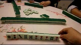 中国式麻雀。