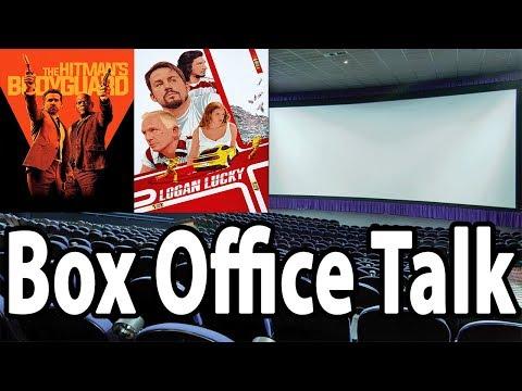 Hitman's Bodyguard Secures Top Spot From Logan Lucky - Box Office Talk
