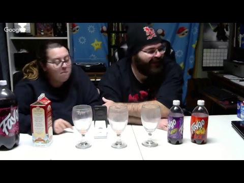 Black Cherry/Grape/Rock & Rye Faygnog Taste Test