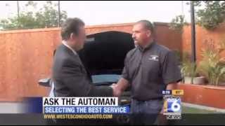 Finding Best Auto Repair Shop San Marcos