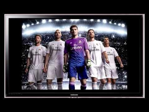 Nueva Camiseta Real Madrid 2013/14 - New Real Madrid Jersey 2014