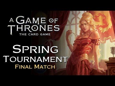 FFG Spring Tournament 2016 - Final Match