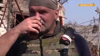 Неспокойная ночь в зоне АТО  украинские позиции снова обстреляны