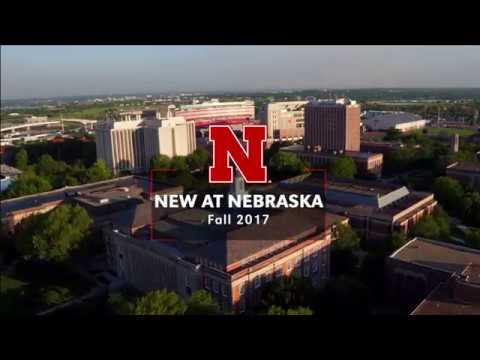 New at Nebraska |  Fall 2017