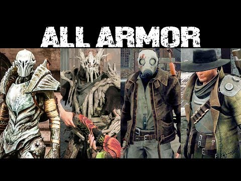 Remnant From The Ashes - All Armor Sets Showcase