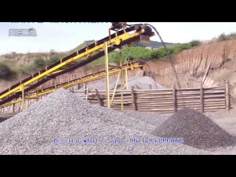 stone crusher machine , Limestone crusher plant in indonesia