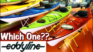 Three 12' Eddylines for $1399: Which is Right For You?