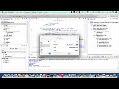 iOS Development with Eclipse and Java