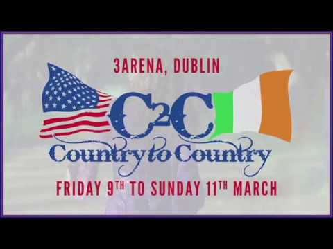 Country to Country - 3Arena Dublin
