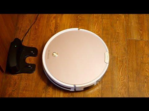 робот-пылесос POLARIS PVCR 0826 обзор - Senya Miro