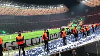Gacinovic 3:1 - Eintracht Frankfurt - Bayern München 19.05.2018