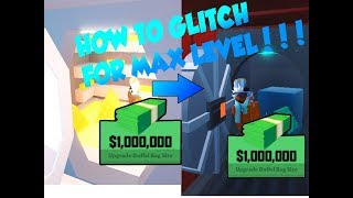 GLITCHES TO LEVEL UP MAX LEVEL THE FASTEST(Jailbreak)| Roblox
