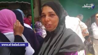 بالفيديو.. ' حلويات رمضان أسعارها نار'.. والبائعون: 'الزبائن بيشتروا بالقطعة'.. والسمن والسكر سبب الغلاء