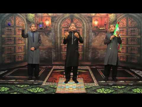 Aa  Vi Ja Walail Zulfan Walia [New Video Milad 2016] - Faizan Ali Qadri