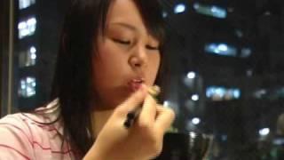NICE GIRL ムービー! ブタ玉伝説 Chapter07:完食ガール(あっきゃん編)