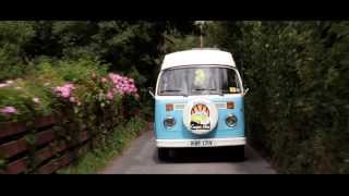 New Forest VW Camper Hire - Barney in Action
