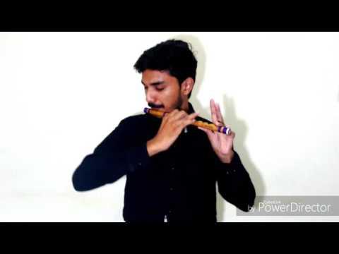 Tuzyat Jeev Rangala flute Cover