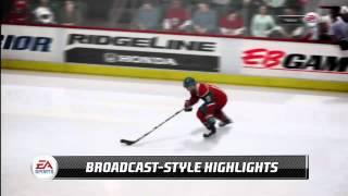 NHL 13 - Neuerungen Präsentation