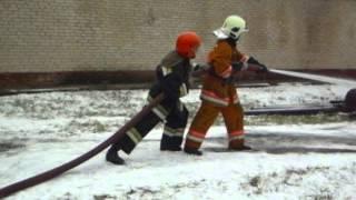 апупенный  прикол про пожарных