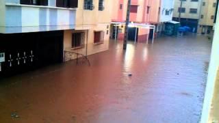 inondation mohammedia