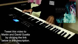 So Far Away - Martin Garrix, David Guetta, Jamie Scott, Romy Dya   Shivam Aggarwal Piano Cover