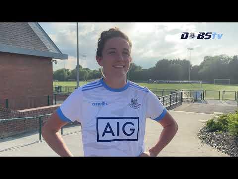 Dublin Ladies star Niamh McEvoy chats to DubsTV ahead of All-Ireland Final v Meath