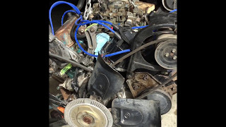 3.8 L. Buick V6 1980 With ac/air
