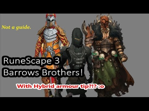 Rs3 Barrows Brothers With Hybrid Armour