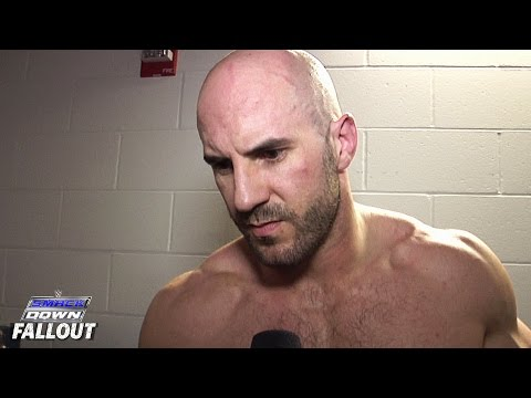 Pop-up Powerbomb surprise:  SmackDown Fallout, July 23, 2015