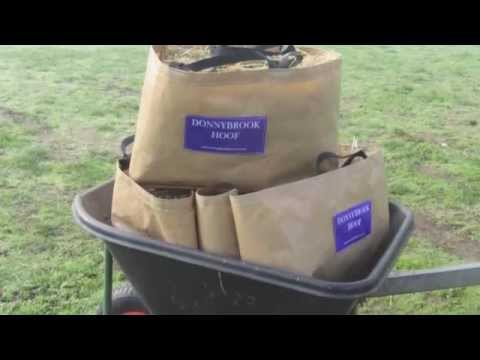 Hay Carry Bag Donnybrook Hoof