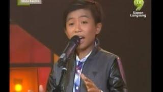Repeat youtube video Aliff Idola Kecil 6 - Seroja