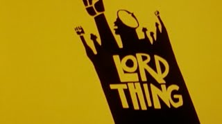 Lord Thing (1970, DeWitt Beall)