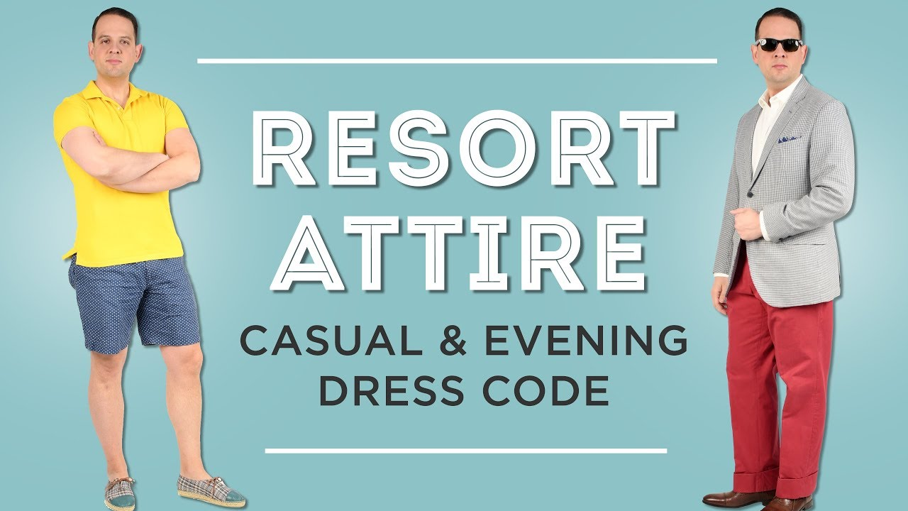 194ffc81b3 Resort Attire: Resort Casual & Resort Evening Dress Code Guide ...