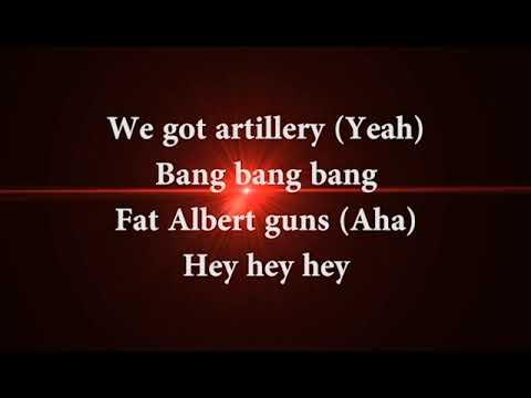 YSK Az3l - Fat Albert Guns (Official Lyric Video)