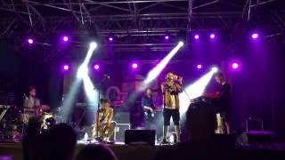 Tóke & The Soultree Collective feat. Ras Muhamad - Open The World - Live at OLWRF 2016