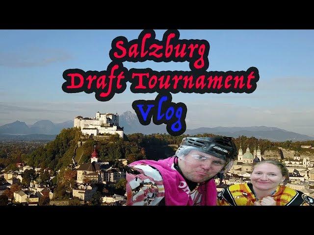 European ODR Beer League Hockey- Salzburg Draft Vlog