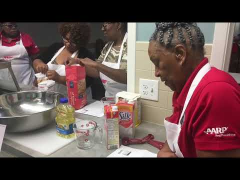 Wichita Cooks with AARP