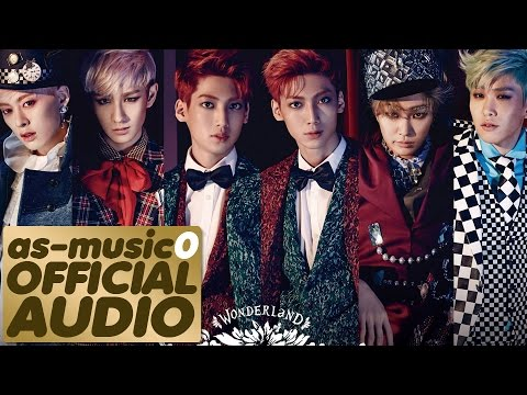 [MP3/DL]03. BOYFRIEND (보이프렌드) - Crooked (삐딱이) [4th Mini Album BOYFRIEND in Wonderland]