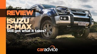 2018 Isuzu D-Max LS-T review: Off-road prowess tested!
