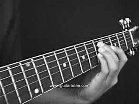 Blurry (Harmonics) (of Puddle of Mudd, by wwwtutee.co