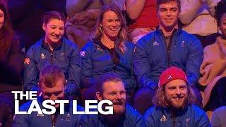 Meet The Winter Paralympians - The Last Leg