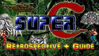 #SuperC #Contra #NES #SuperContra #Probotector Super C / Super Contra NES - Retrospective + Guide